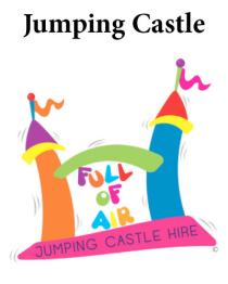 Jumping Castle 2018